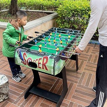 YUHT Futbolín de Mesa con Patas de Fútbol Tabla máquina de Juego ...