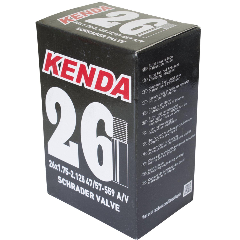 Manguera Universal Kenda 47/57-559 diferentes tipos de válvulas: Amazon.es: Deportes y aire libre