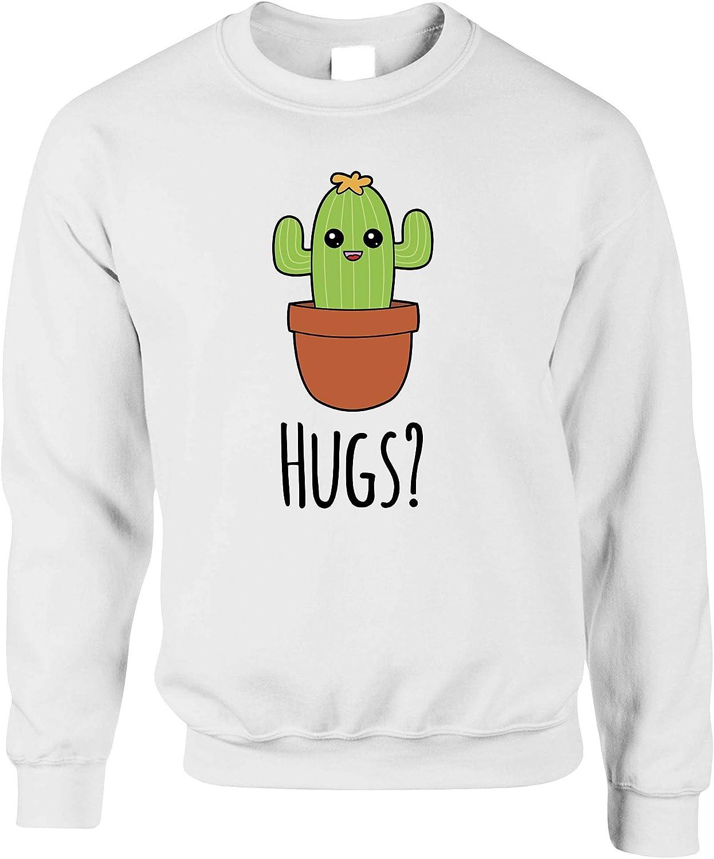 Nouveauté Manche Longue Cactus veut étreintes Conception