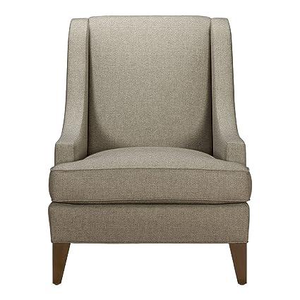 Ethan Allen Emerson Chair, Palmer Fog