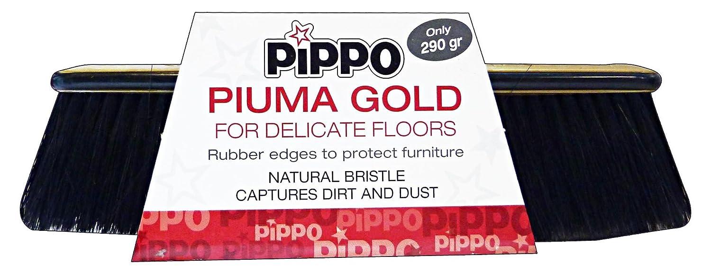 PIPPO Scopa Piuma Gold Senza Manico
