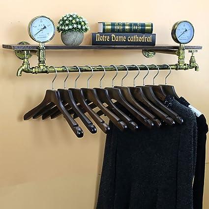 Percheros Percheros Tienda de ropa Ropa Expositor de madera ...