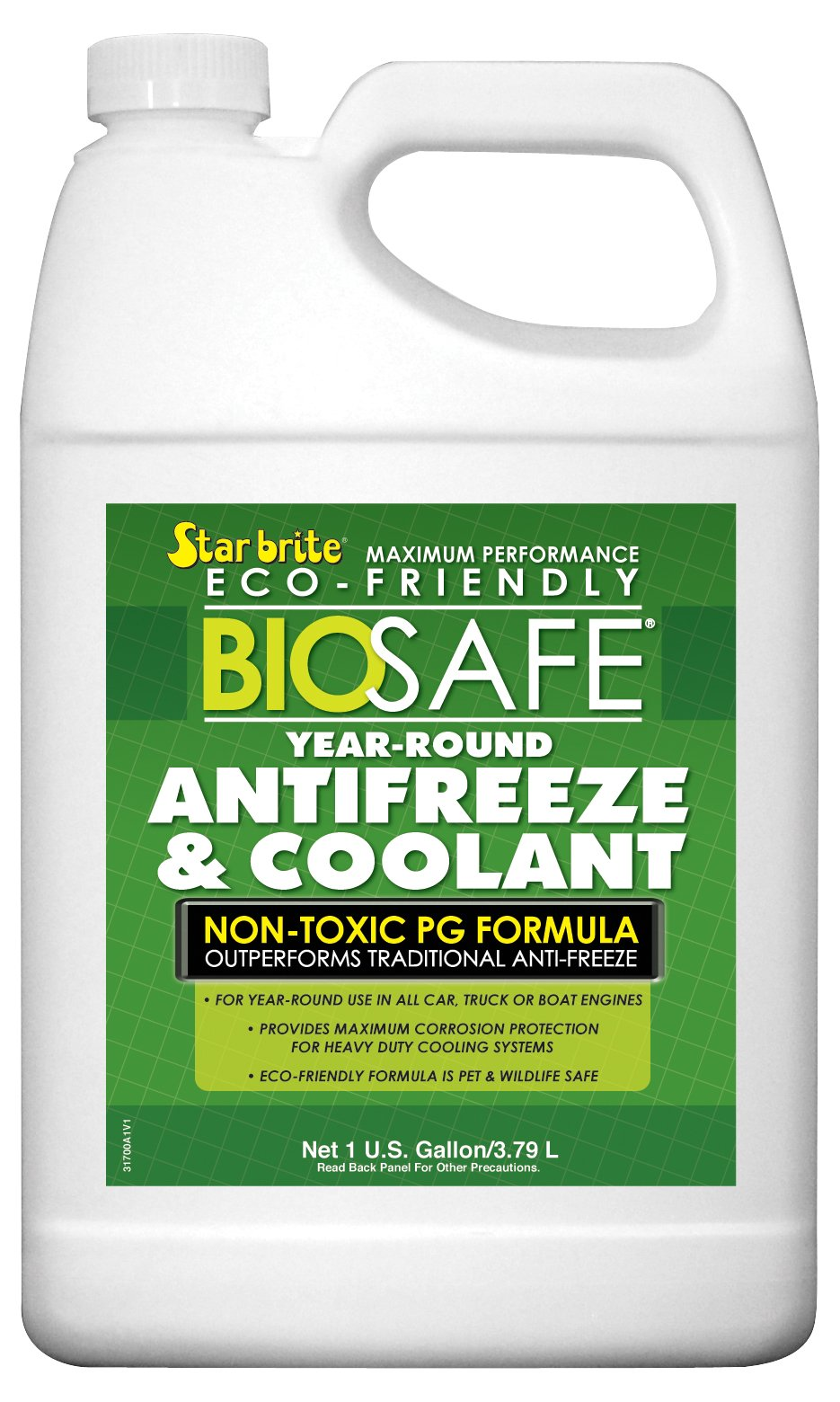 Bio Safe PG Anti-Freeze & Coolant All Year Gal. (Green)