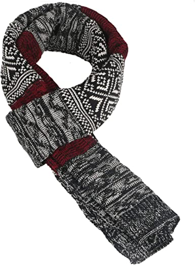 Mens Scarf Cashmere Scarves for Winter Soft /& Luxurious Unisex Neck Warmer Travel Head Wraps