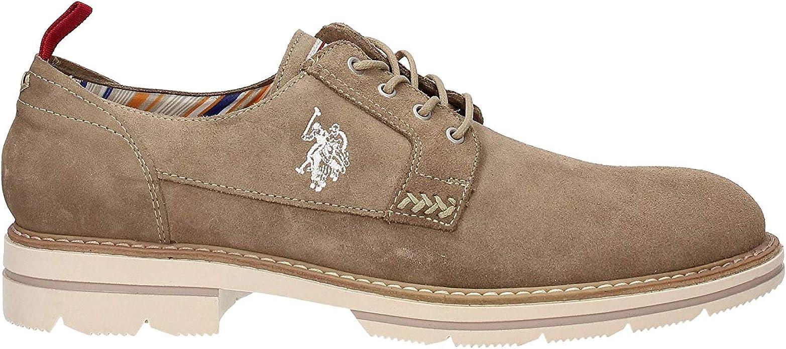 U.s. Polo Assn. - Zapatos de Cordones para Hombre: Amazon.es ...