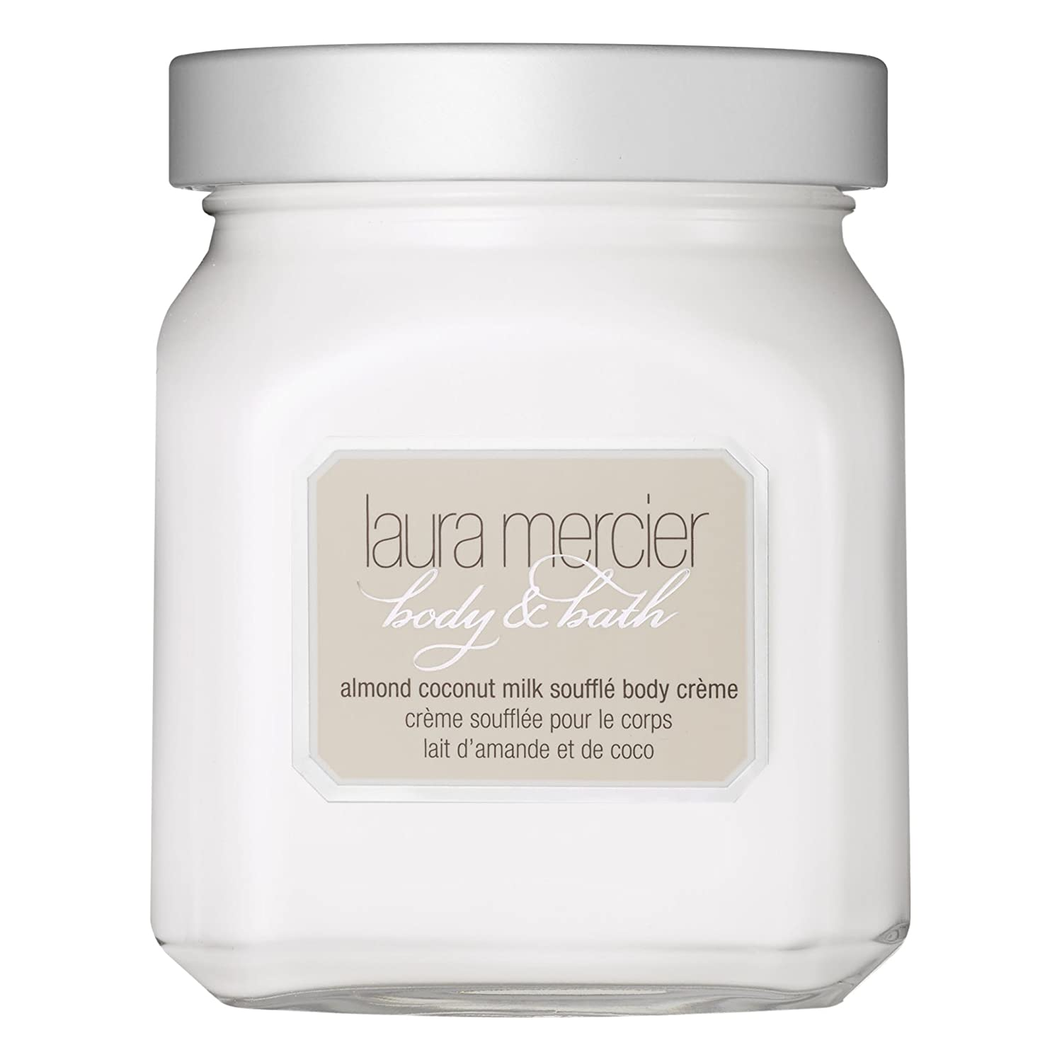 Almond Coconut Milk Souffle Body Creme - 300g/12oz Laura Mercier