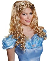 Disney Disguise Women's Cinderella Movie Adult Costume Wig