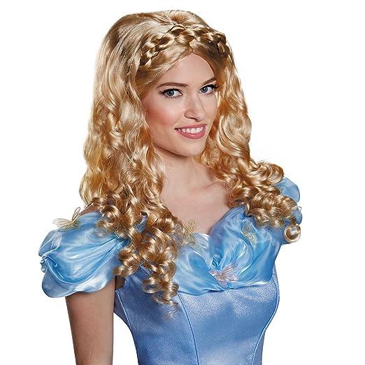 Amazon.com  Disney Disguise Women s Cinderella Movie Adult Costume ... bd155aa726
