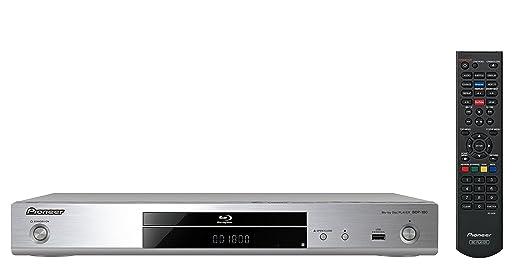 5 opinioni per Pioneer BDP-180-S Lettore Blu Ray 3D, Scaler 4K, Argento