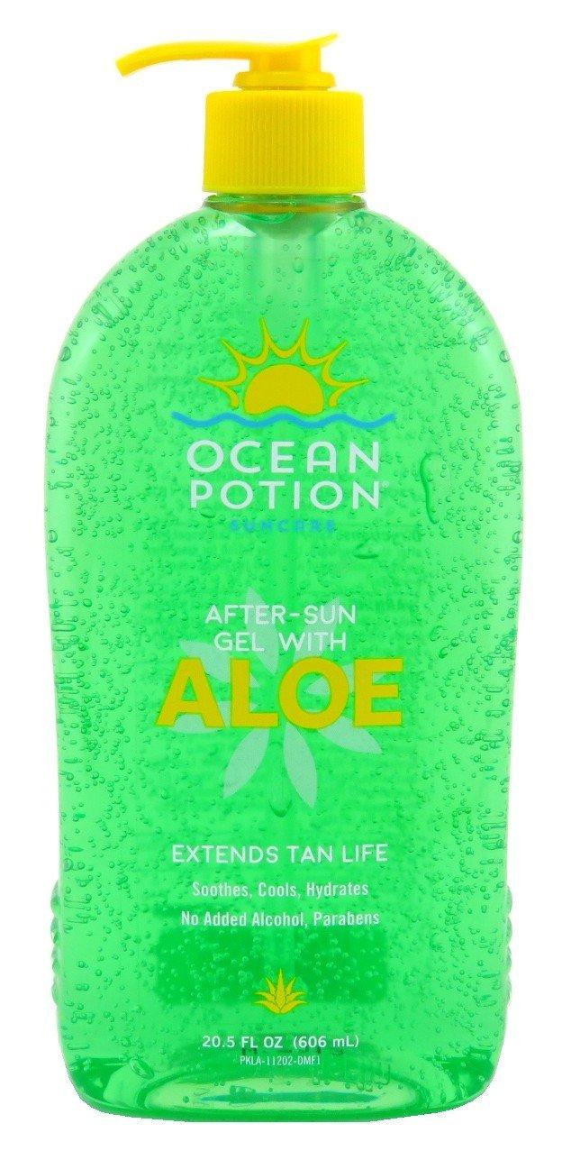 Ocean Potion Pure Aloe Vera Gel-20.5 oz by Ocean Potion