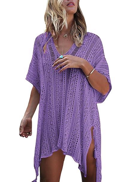 Soodear Women S Bathing Suit Bikini Swimwear Beach Wear Cover Up