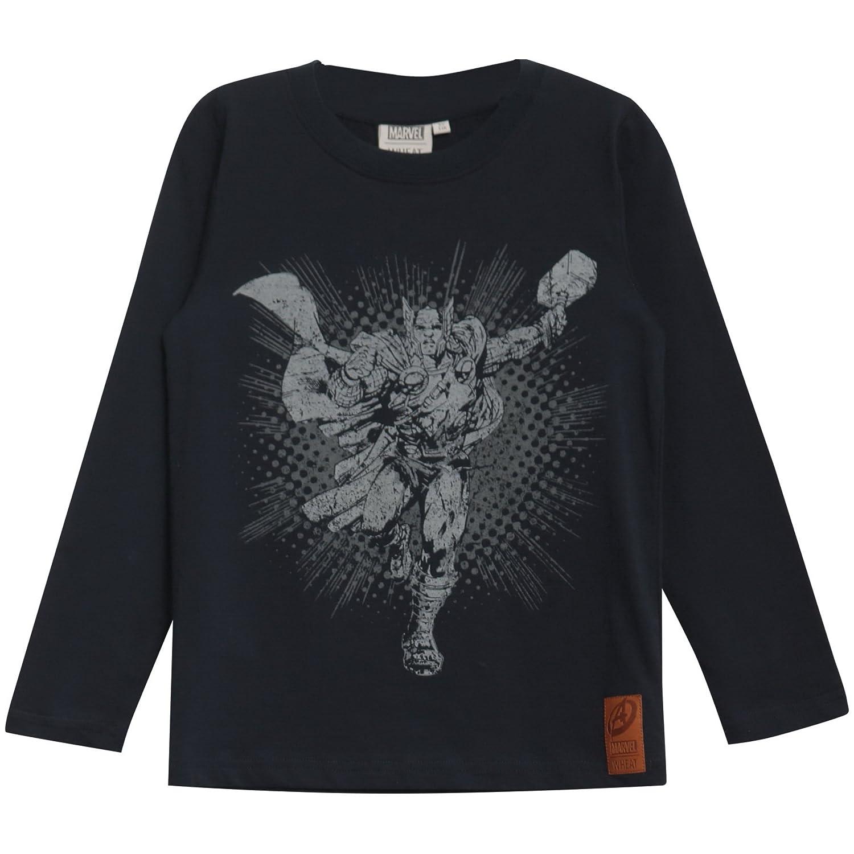 Wheat Thor, T-Shirt Bambino Wheat T-Shirt Thor Blu (Navy 1432) 2273-815
