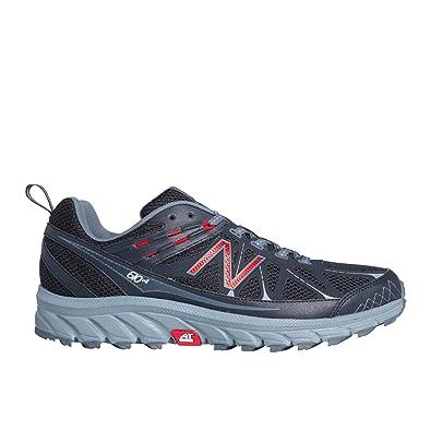 Comfortable 238649 New Balance Mt610V3 Men Black Grey Orange Shoes