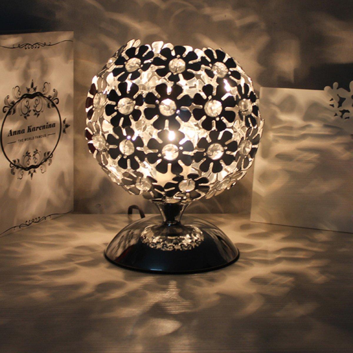 Dimming Modernes Unbedeutendes Wohnzimmer Schlafzimmer Nachtaluminiumkugel Kreative Dekoration Studie Schlafzimmer Dimmbare Lampe Foto Farbe,Dimming