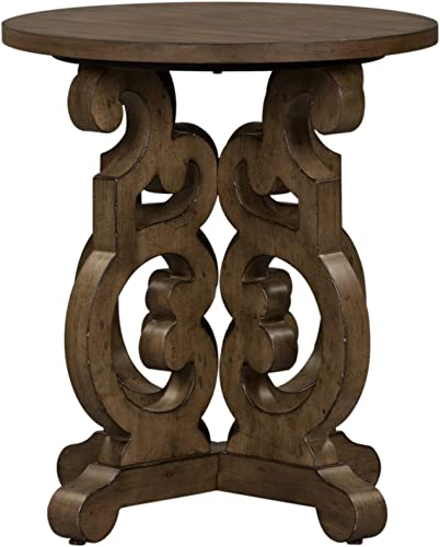 Liberty Furniture Industries Parisian Marketplace Round End Table