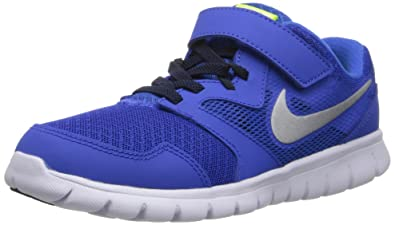on sale 4e21f e2bac Nike Boys  Flex Experience 3 (PSV) Running Shoes, Blue (Hyper Cobalt