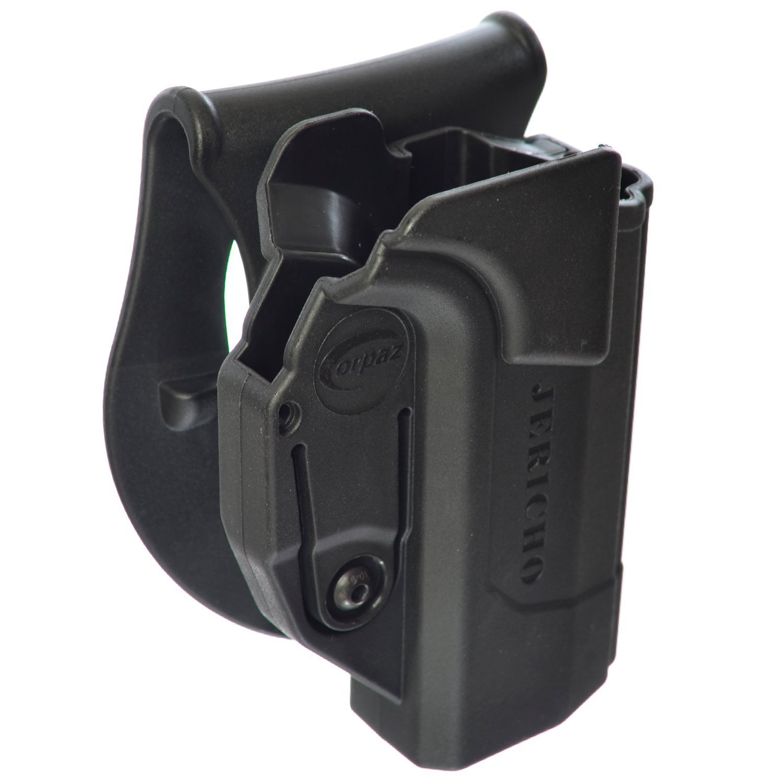 Orpaz Jericho 941 Belt-Holster Fits Jericho 941 Polymer Frame 9mm or .40 S/&W