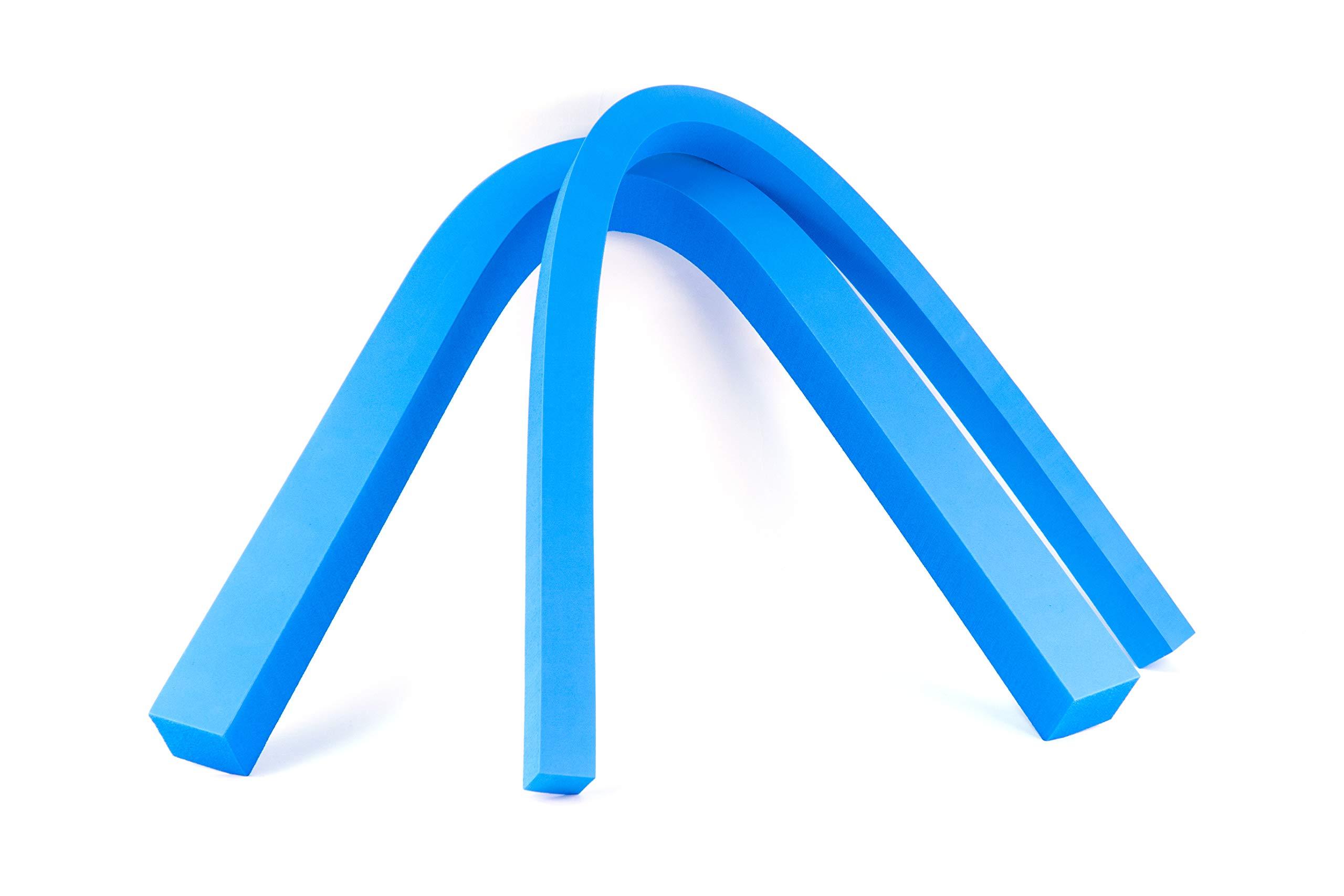 AquaJogger Sqoodle 3''x64'' - Blue