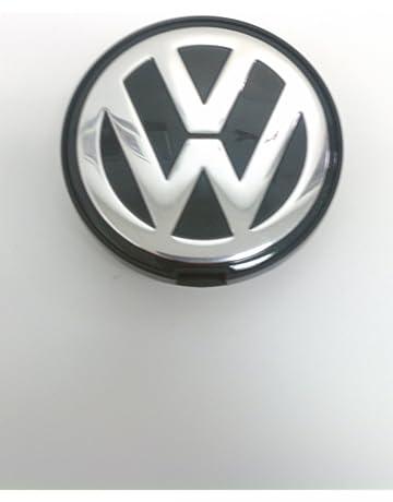 Original Volkswagen Vw Autopartes Cubo Cubierta Aleación (Passat, Sharan, T4) Tapacubos