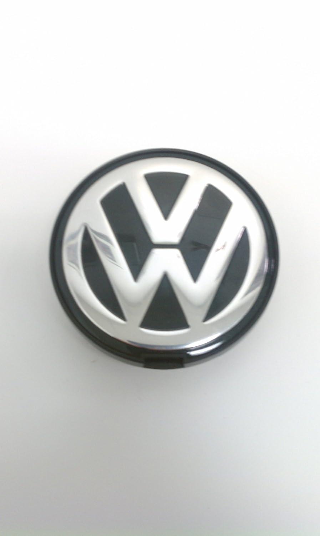 Original Volkswagen Vw Autopartes Cubo Cubierta Aleación (Passat, Sharan, T4) Tapacubos: Amazon.es: Coche y moto