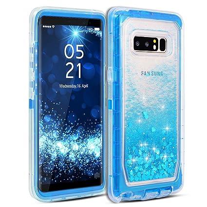 Amazon.com: Dexnor - Carcasa para Samsung Galaxy Note 8 ...