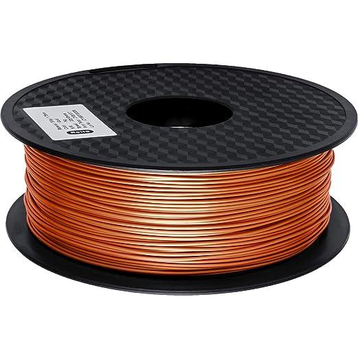 GIANTARM Filament PLA 1.75mm Silk Kupfer,3D Drucker PLA filament ...