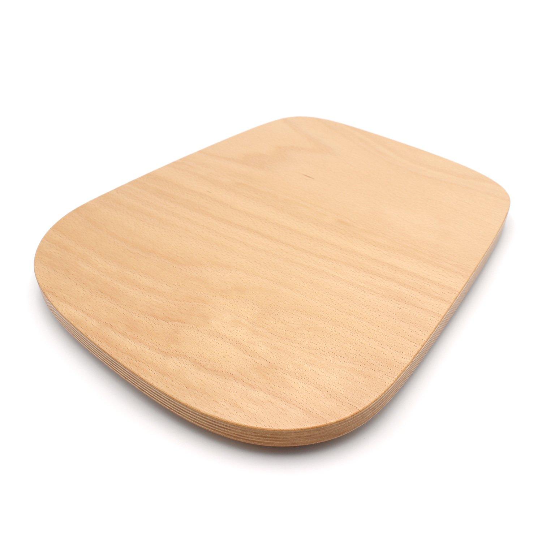 ThermoMobil, tabla deslizante de madera de haya para la Thermomix TM5. multiblo