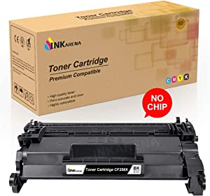 Inkarena Compatible Toner Cartridge Replacement for HP 58X CF258X 58A CF258A use for HP Laserjet Pro M404n M404dn M404dw, MFP M428fdw M428fdn M428dw M304 Printer (Black, 1 Pack, Without chip)