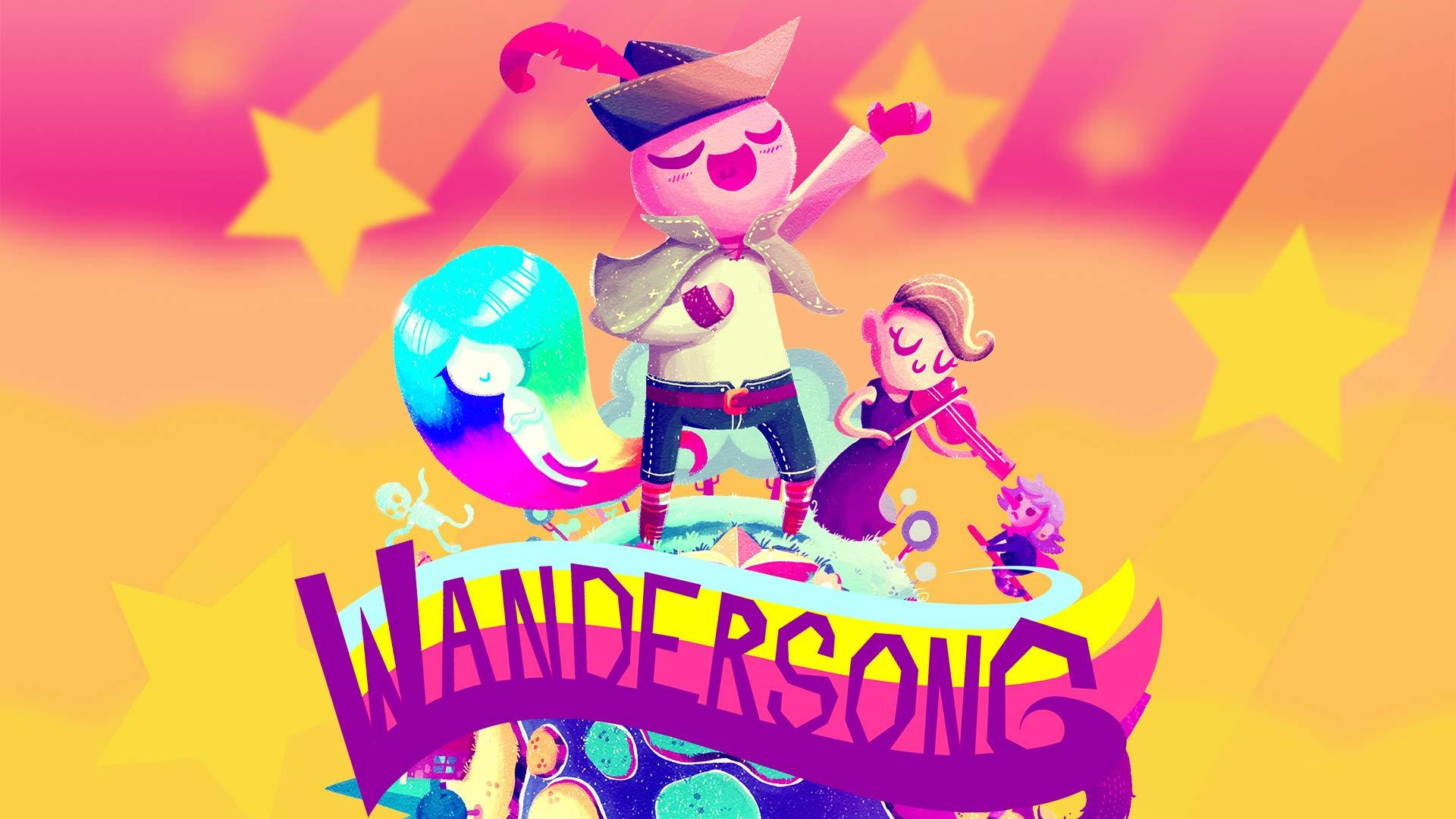 Wandersong - Nintendo Switch [Digital Code]