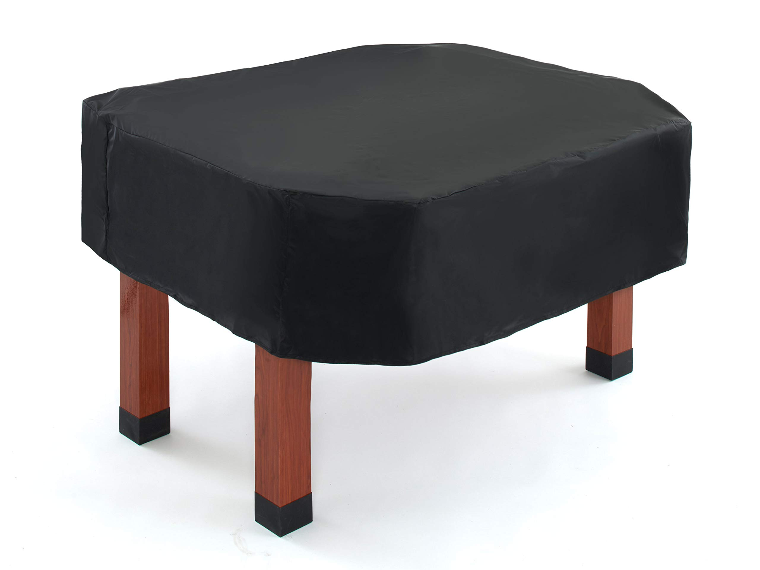 Covermates - Foosball Table Cover - 56W x 52D x 15H - Classic Collection - 2 YR Warranty - Year Around Protection - Black by Covermates
