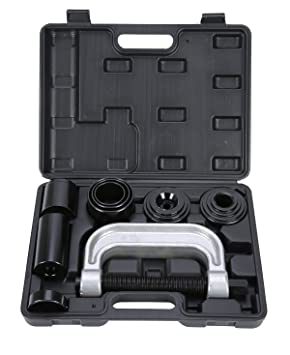FreeTec 4 in 1 Ball Joint Service Tool with 4-wheel Drive Adapters
