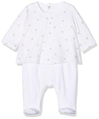 cc243094eaf5f Petit Bateau Combiguimpe A Pieds Ensemble de Pyjama Mixte bébé  Amazon.fr   Vêtements et accessoires
