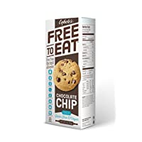 Cybele's Free to Eat Cookies, Chocolate Chip, 6 Ounce (Pack of 6)