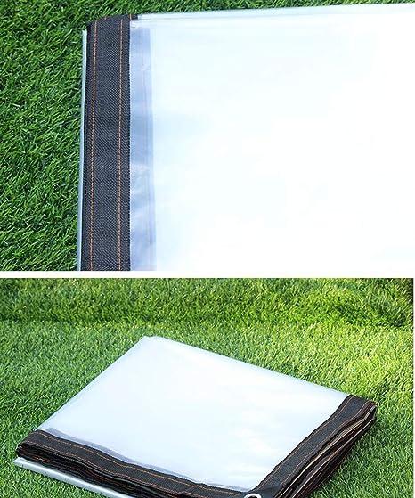 MYMAO 01Portada de Lona Lona Impermeable para Muebles de jardín, Hutch, Trampolín, de Madera, de Coches, de Camping o jardinería,3x10m: Amazon.es: Hogar