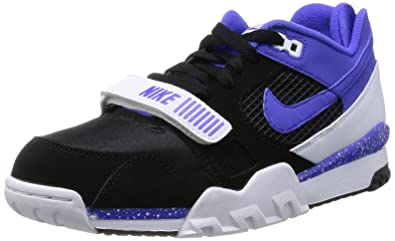 NIKE Air Trainer 2 Premium QS Mens Running Shoes 632193-001 Black 8 M US 5a0343af9