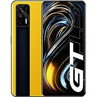 realme GT Smartphone Libre, Procesador Qualcomm Snapdragon 888 5G, Pantalla Super AMOLED a 120Hz, Carga SuperDart de 65W…
