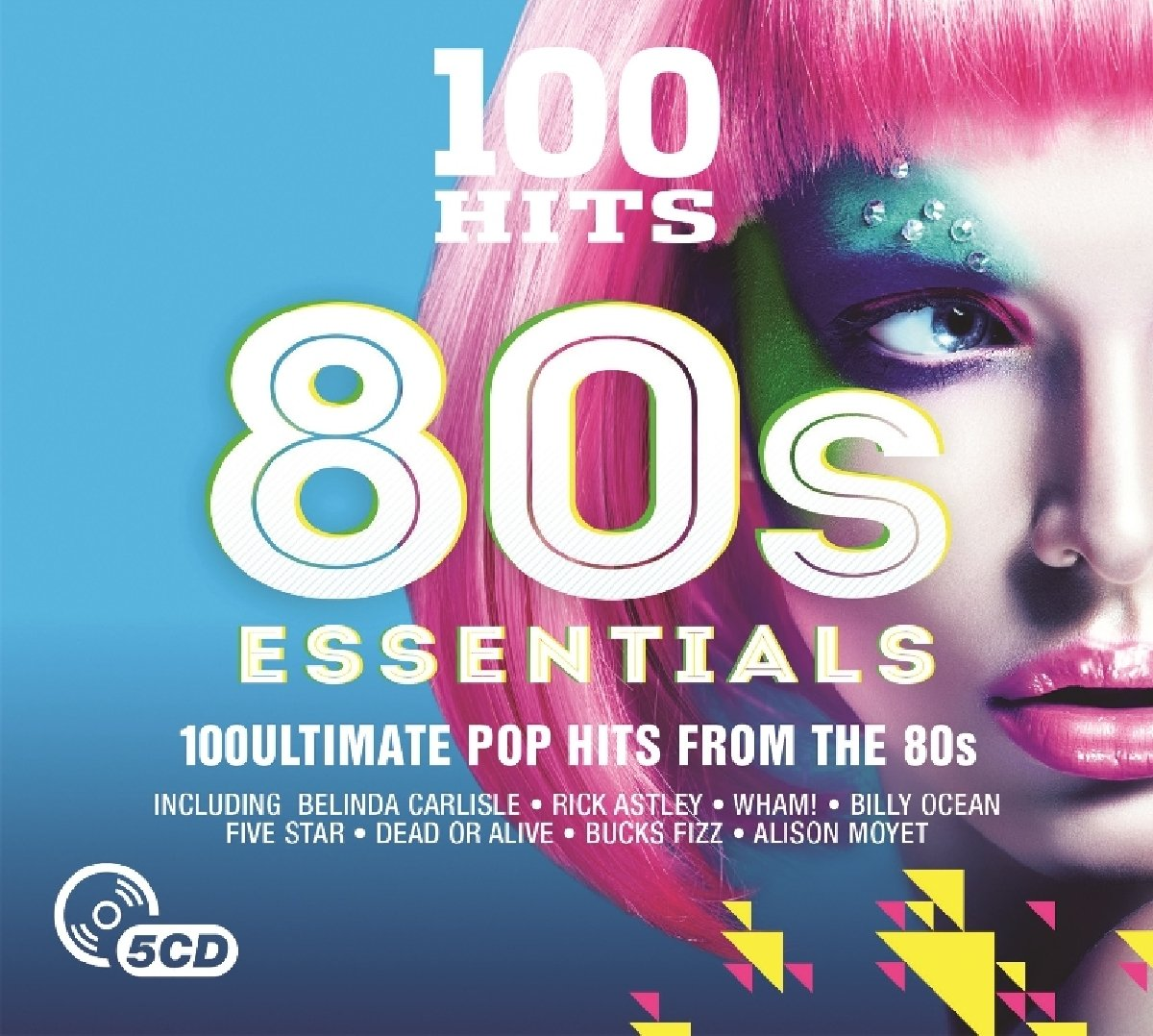 Various Artists 100 Hits 80s Essentials Amazon Music