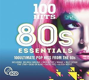 100 Hits: 80S Essentials: Nueva Portada