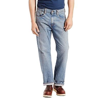 7df1c85ac37df5 Amazon.com: Levi's Men's 569 Loose Straight Fit Jean, Gail Wind-Stretch,  42W x 34L: Shoes