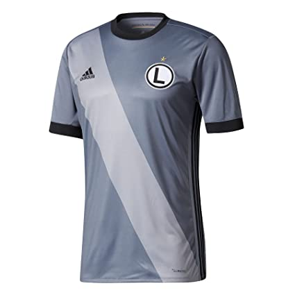 fba22608e1b3b3 Image Unavailable. Image not available for. Color: adidas 2018-2019 Legia  Warsaw Away ...
