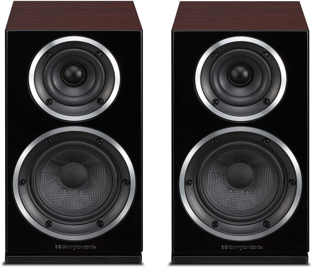 Wharfedale – Diamond 220 Walnut