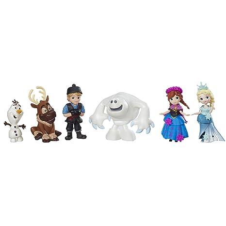 fbf23e962ff Amazon.com: Disney Frozen Small Collection Doll: Toys & Games