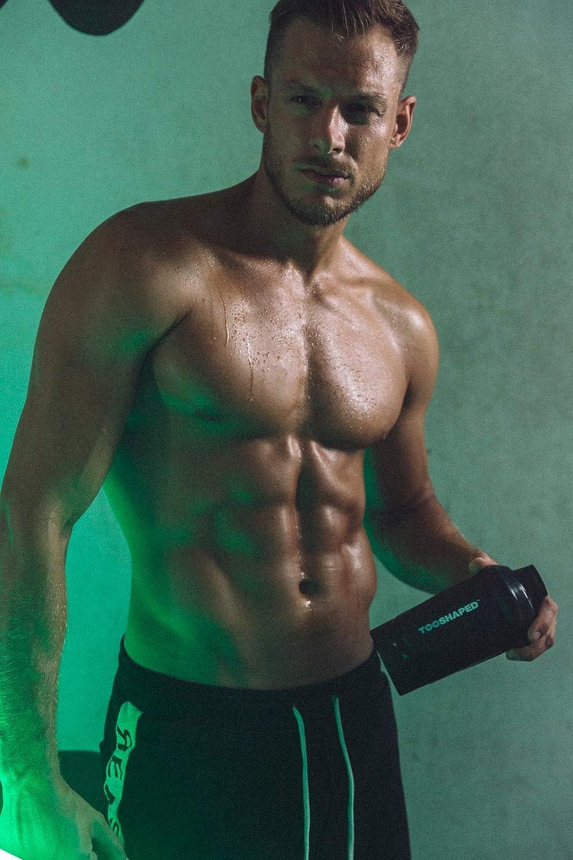 WHEY Protein Powder (vainilla) 1000 g, proteína en polvo de alto rendimiento para el crecimiento muscular con BCAA (nutrición) de TOOSHAPED: Amazon.es: ...