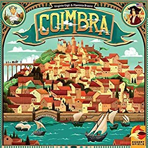 Eggertspiele Coimbra Board Game