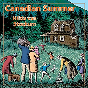 Canadian Summer Audiobook