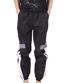 DODOING 3-5 Days Delivery - Pantalones de chándal para Hombre ...