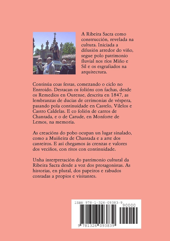 Etnografía da Ribeira Sacra: Amazon.es: Xosé Manuel Vázquez: Libros
