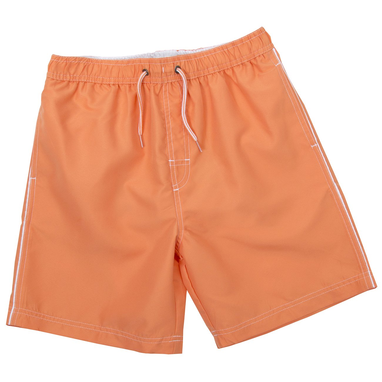 Cargo Bay Infant Boys Colourful Swim Shorts Perfect For Summer Beach Holidays Orange 13 Years