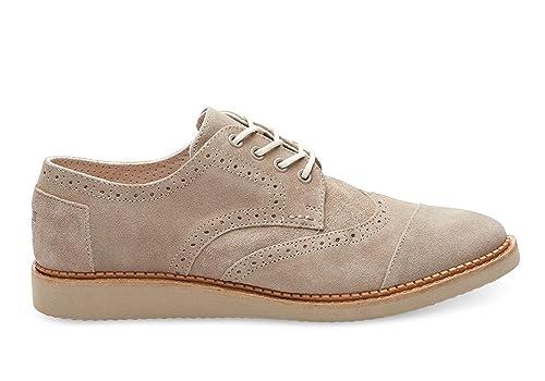 4611eac4514 Toms Men s Brogue Casual Shoe  Amazon.co.uk  Shoes   Bags