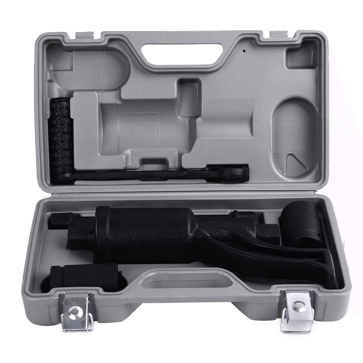 Goplus Torque Multiplier Set Wrench Lug Nut Lugnuts Remover Labor Saving RV Semi Socket
